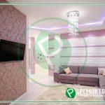 Ремонт квартиры под ключ 98м2